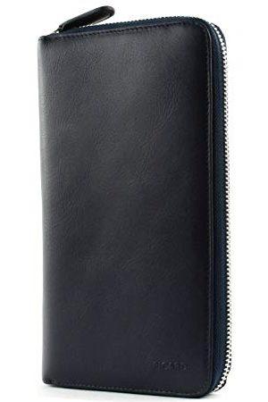 Picard Herenportemonnee uit de serie Apache, in jeans/ , van leer, 838206E616