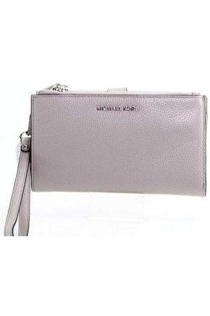 Michael Kors Womens Adele Pebbled Leather Smartphone Wallet, , één maat