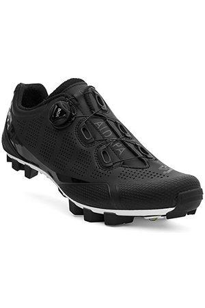 Spiuk Aldapa MTB-schoenen voor volwassenen, uniseks, matzwart, maat 48