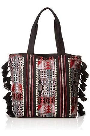 For Time Shopping Hindu Ethno-shopper voor dames, meerkleurig, 36 x 45 x 13 cm
