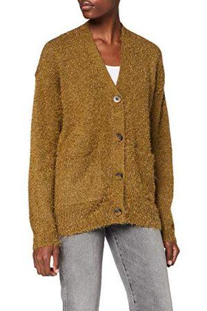 Urban classics Dames Dames Feather Cardigan Sweater