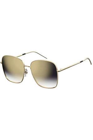 Tommy Hilfiger Dames Th 1648/S zonnebril, veelkleurig (Gold Blck), 58