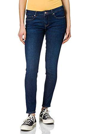 Scotch&Soda La Bohemienne - Mid Rise Skinny Fit - Organic Cotton Jeans