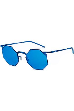 Italia Independent Unisex volwassenen 0205-023-000 zonnebril, (azul), 47.0