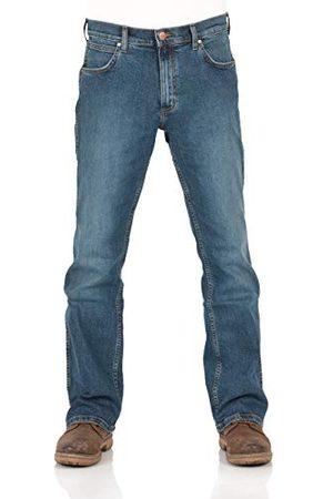 Wrangler Heren Jacksville Bootcut Jeans