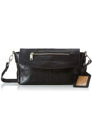 Cowboysbag Damestas Frankford Tote, (black), 30x8x3,5 cm