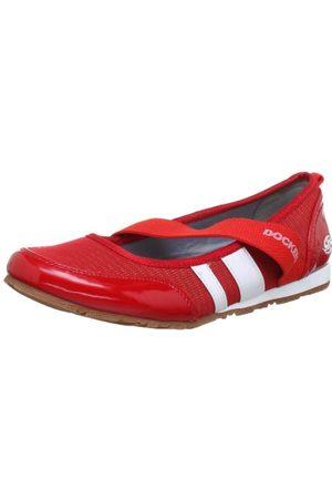 Dockers 326070-083116, Ballet plat voor dames 38 EU