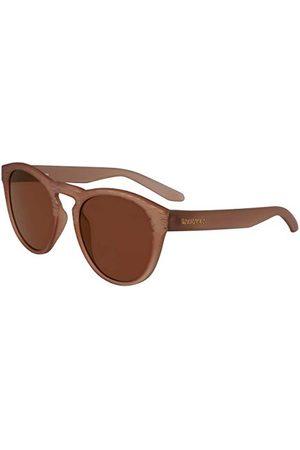 Dragon Unisex DR Opus ION-689 zonnebril, Rose Wood/LL koper ION, 51-21-140