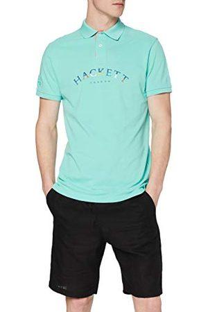 Hackett Hacket Col Logo Poloshirt voor heren