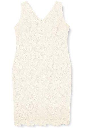 Gina Bacconi Vrouwen slaina geborduurde jurk moeder van de bruid