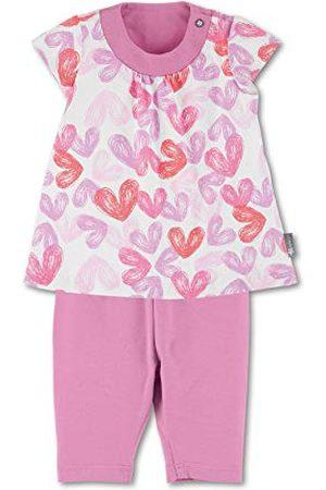 Sterntaler Baby-meisjes tunic met capri leggings jurk