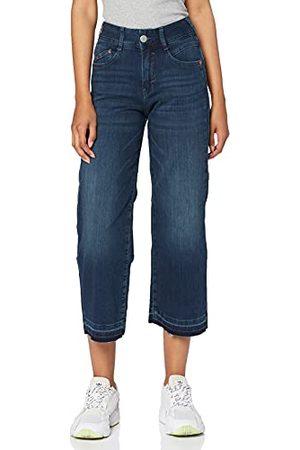 Herrlicher Gila Sailor Cropped Jogg Bootcut Jeans voor dames