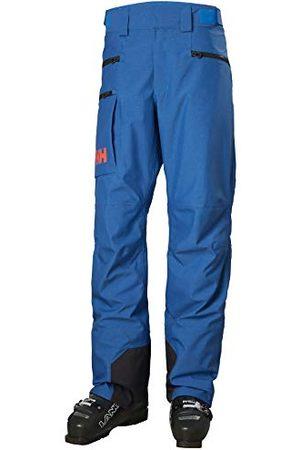 Helly Hansen Garibaldi 2.0 broek 639 ELECTRIC BLUE normaal voor heren