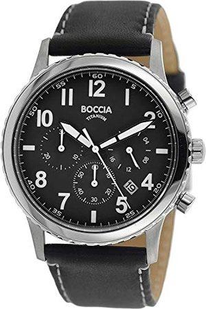 Boccia Klassiek horloge 3745-01