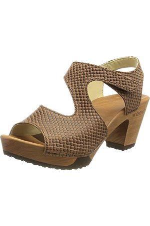 Woody 19264, Houten schoenen. dames 40 EU