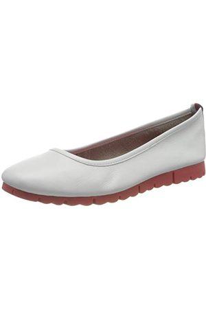 Jana 100% comfort 8-8-22119-26, slipper dames 38 EU Weit
