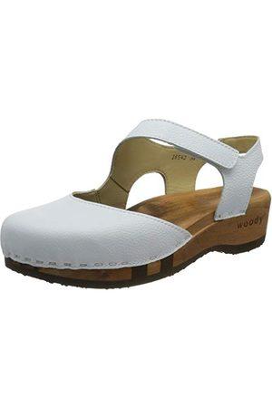 Woody 16542, Houten schoenen. Dames 42 EU