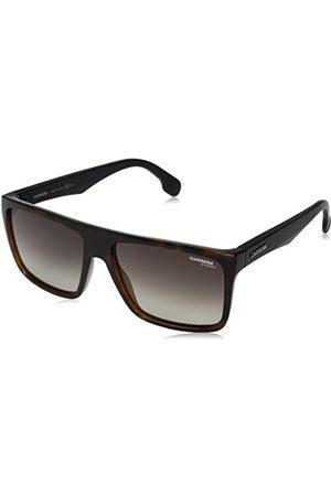 Carrera Unisex volwassenen 5039/S zonnebril, meerkleurig (HVN MTBLK), 58