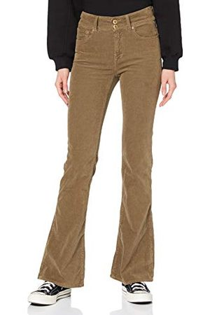 Replay Dames Nieuwluz Flare Jeans
