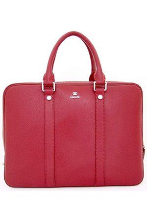 Noomi Regent Bag Professionele tas van echt leer, 38 cm, Bordeaux