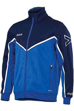 Mitre Primero Poly Football Training Track Jacket voor heren