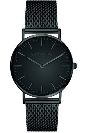 liebeskind Dames Analoog Kwarts Horloge, LT-0078-MQ, Diameter horlogekast: ca. 34 mm, Hoogte 7 mm, Bandlengte: 7,5 cm x 11,5 cm