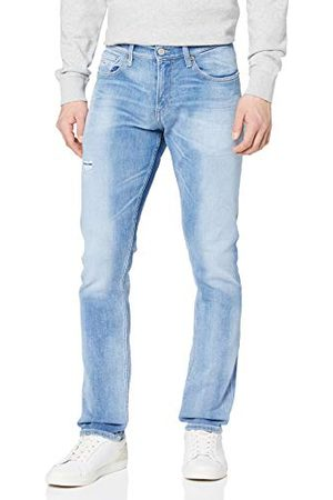 Tommy Hilfiger Heren Scanton Heritage Qncld Straight Jeans
