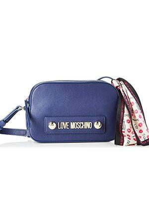 Moschino Love JC4027PP18LC0750, schoudertassen Unisex 15x6x22 centimeters (W x H x L)
