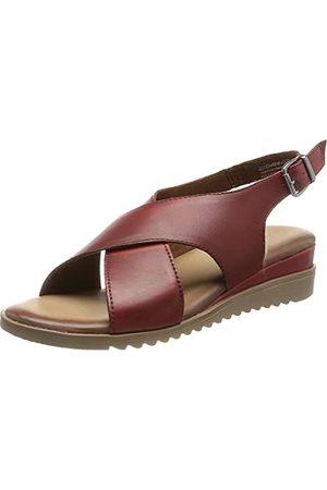 Jana 100% comfort 8-8-28740-26, sandalette dames 44 EU Weit