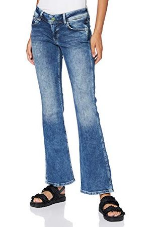 Pepe Jeans Vrouwen nieuwe Pimlico Flared Jeans