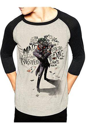 Batman Joker Insane shirt met lange mouwen voor heren - - Large