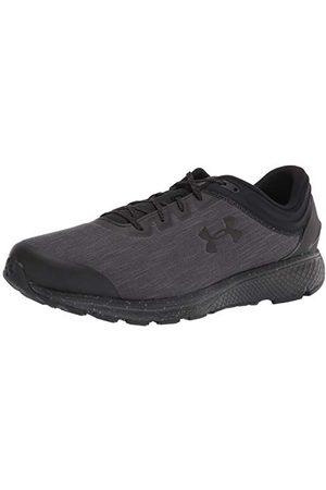 Under Armour Men's Charged Escape 3 Evo Running Shoe, Black Black Black 002, 8 UK
