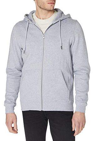 Build Your Brand Premium Zip Hoodie Sweatshirt met capuchon voor heren