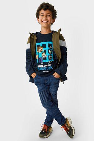 C&A Heren Tapered - Tapered jeans-biokatoen