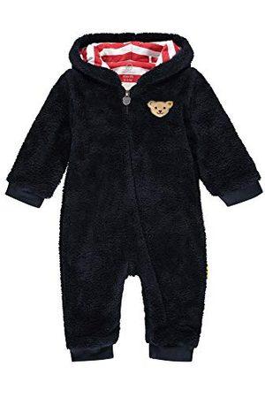 Steiff Baby-jongens met schattige teddybeer applicatie pyjamaset
