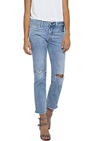 Replay Ilariya Straight Jeans voor dames