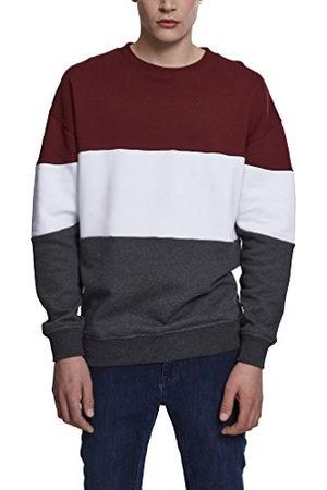 Urban classics Sweatshirt voor heren - multi - Small