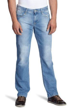 Cross Jeans heren jeanbroek / Luigi, Straight Fit (rechte pijp)