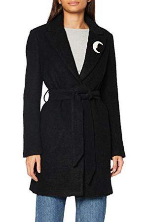 Scotch&Soda Getailleerde jas voor dames van wolmix