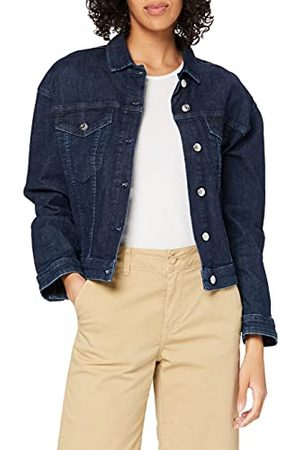 Yargıcı Yargir dames jeansjas Pocket Detailed denim jack