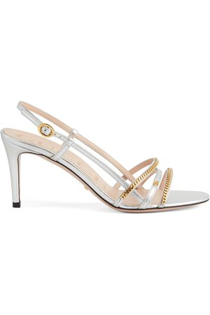 Gucci Women's sandal with chains