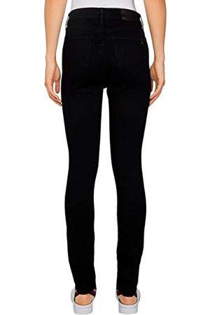 Tommy Hilfiger Harlem Ultra Skinny Hw Efo Straight Jeans voor dames