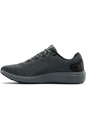 Under Armour Men's Charged Pursuit 2 Twist Running Shoe, Pitch Gray Pitch Gray Black 103, 6.5 UK