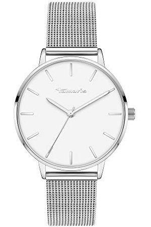 Tamaris Dames analoog kwarts horloge met roestvrij stalen armband TT-0001-MQ