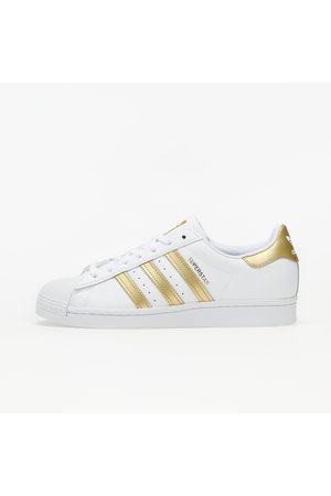 adidas Adidas Superstar W Ftw White/ Gold Metalic/ Ftw White