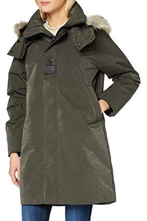 G-Star Dames Tech Pdd HDD Faux Fur Long JKT Wmn Jacket