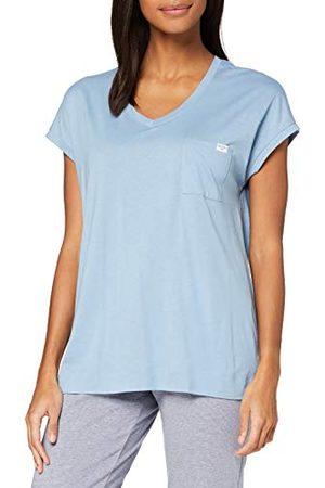 Marc O'Polo Body & Beach Marc O'Polo Body & Beach dames Mix W-shirt V-hals pyjama-bovendeel