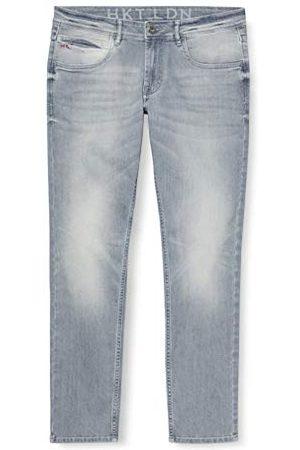 HKT BY HACKETT Hkt Core Grey Denim Slim Jeans
