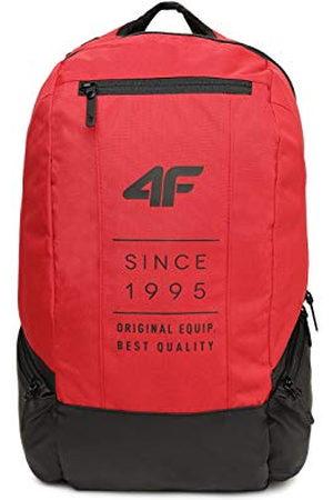 4F Backpack H4L20-PCU004-62S; Unisex Backpack; H4L20-PCU004-62S; Red; One size EU (UK)