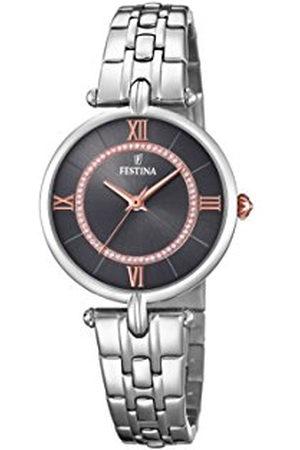 Festina Analoog Quartz Horloge voor dames met RVS Band F20315/2